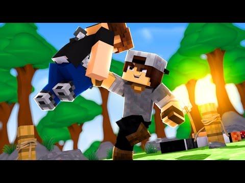 Minecraft: HARDCORE ADR #2 - PRIMEIRAS VITIMAS! thumbnail