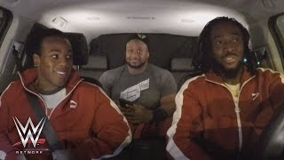 WWE Network: Kofi Kingston describes what it's like to compete before his mother on WWE Ride Along