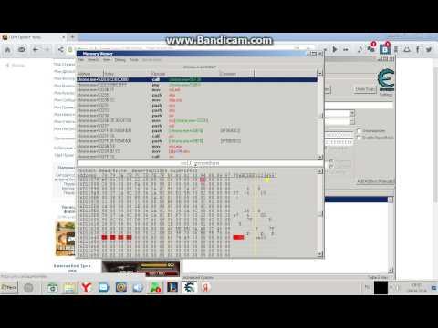 Как взломать игру TPD4: Проект Тьмы через Cheat Engine на скорострельнос