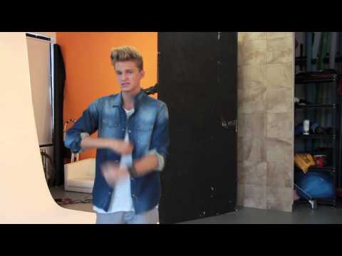 Behind the Scenes w/ CODY SIMPSON!