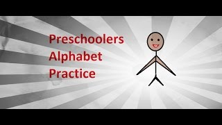 Alphabets Practice for Preschoolers using Sand & Glue – Kids Activities - Easy Kids Projects at Home