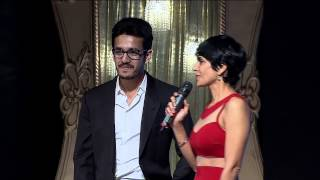 Hundred Hearts Charity Dinner Akhil Akkineni