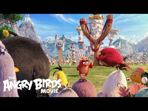 The Angry Birds Movie - Clip: We're Gonna Fly