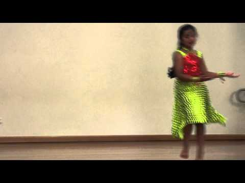 Onam 2013 Milvias Dance video