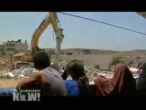 DN! Israel Resumes Demolitions of Palestinian Homes
