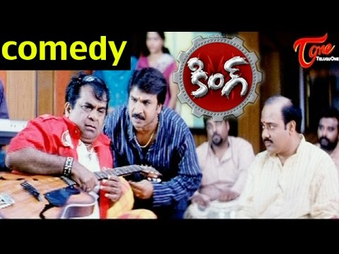 Nagarjuna Beat To Music Director - Comedy Scene - Hd Quality video