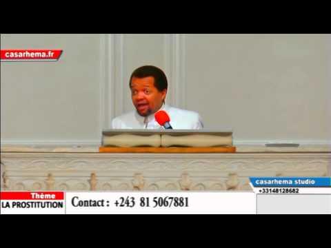 LA PROSTITUTION  PASTEUR MARCELLO TUNASI Dimanche 09 février 2014