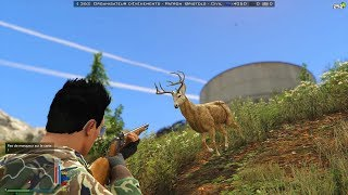 GTA 5 RP : JE CHASSE (EPISODE 11)