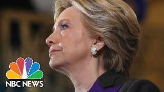 Hillary Clinton's Full Concession Speech | NBC News