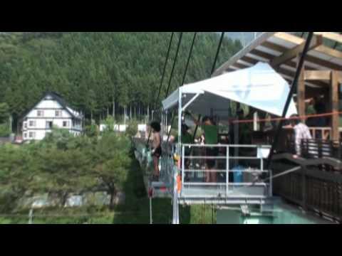 結婚式余興ビデオ バンジージャンプ (ガキの使い風)