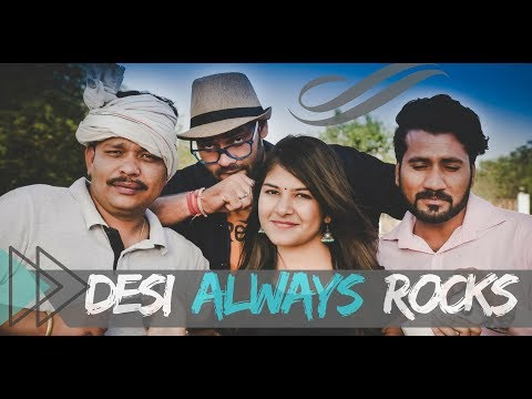 Desi Always Rocks || We Are One || PLAYREEL || thumbnail