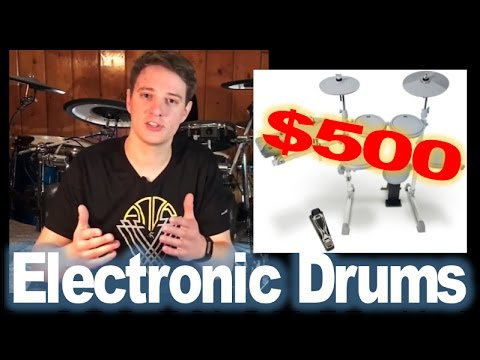 The Best Electronic Drumsets For $500