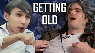 GETTING OLDER (SingSing Dota 2 Highlights #1251)