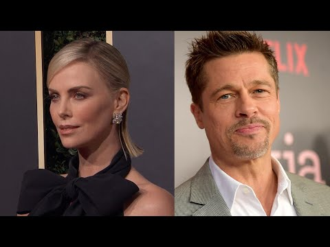 Brad Pitt 'Just Friends' With Charlize Theron Despite Dating Rumors