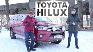 Toyota Hilux 2.4 D-4D 150 KM, 2017 - test AutoCentrum.pl #321