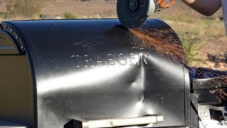 What's inside a Traeger Grill?