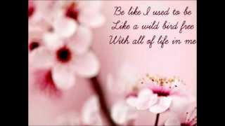 Celine Dion - Live For The One I Love Lyrics