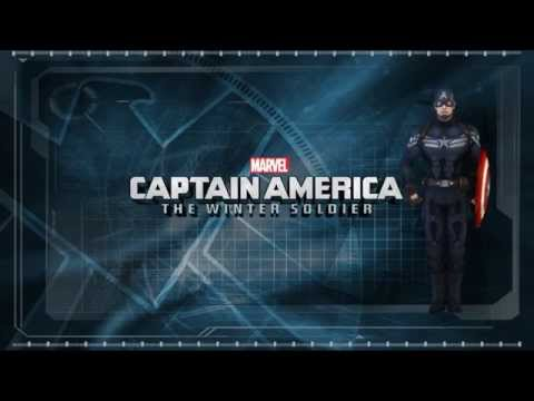 Captain America: TWS Live WP APK Cover