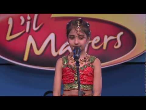 DID Little Masters Auditions_Akshata Mudgal