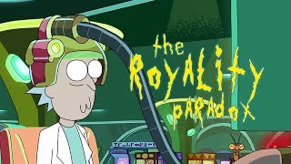 Rick & Morty & Virtual Reality
