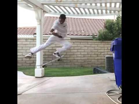 Switch flip perfection @marcusgladden_ | Shralpin Skateboarding