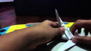 How To Make An Origami Crane(animal)