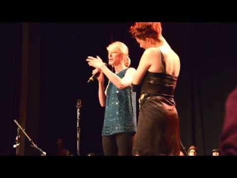 Power Poses, by Amy Cuddy at Amanda Palmer's #NinjaTED show in Vancouver
