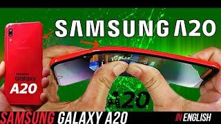 Samsung Galaxy A20 Durability Test - Why it is bad!  |Can it PUBG?|
