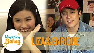 Magandang Buhay: Enrique's trivia about Liza