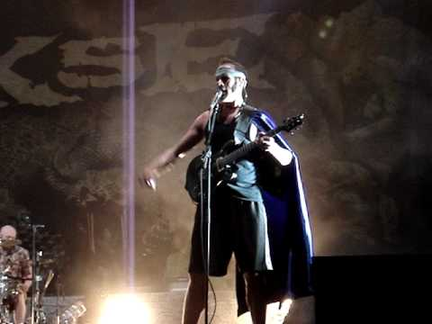 Gods of Metal 2010 - Adam Dutkiewicz KSE beer 4