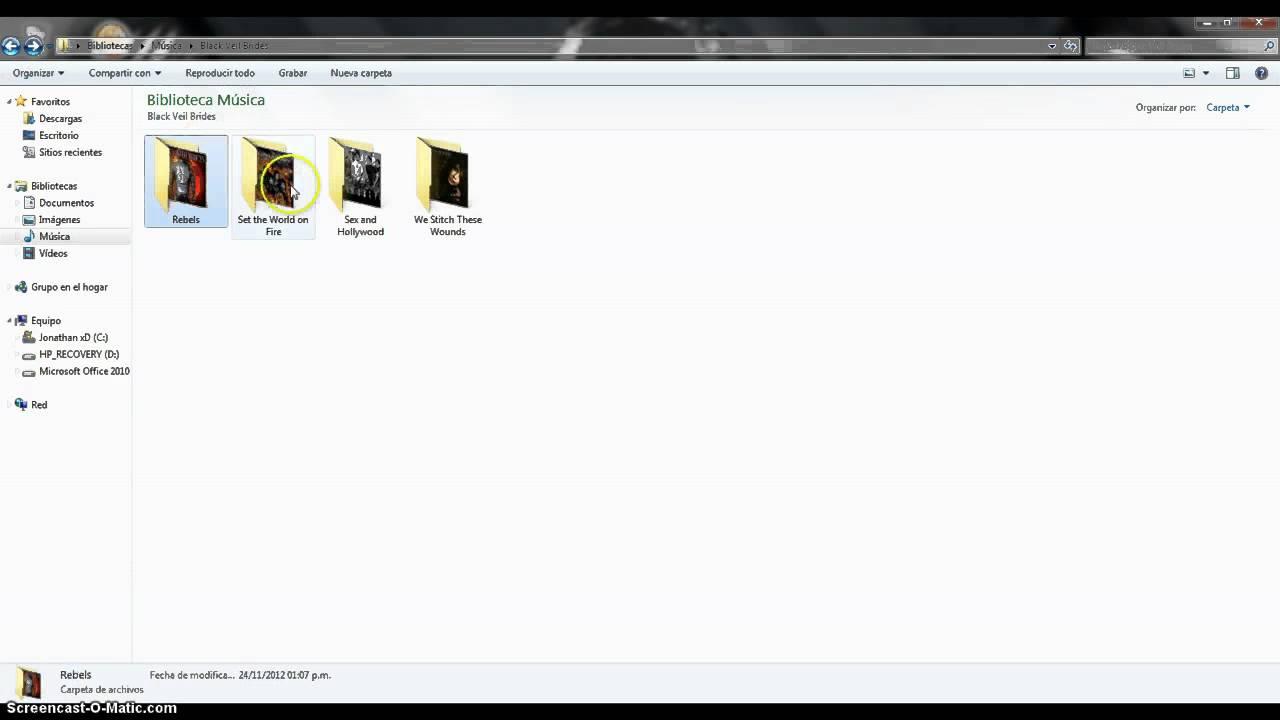 Black Veil Brides Black Veil Brides Album Los Albums de Black Veil