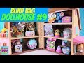 Blind Bag Dollhouse #9 Unboxing Disney Baby Secrets LOL Surprise Doll Num Noms | PSToyReviews