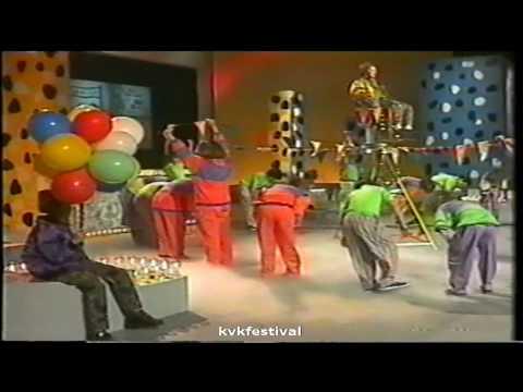 Kinderen voor Kinderen Festival 1990 - Kermis