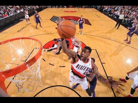 Thomas Robinson 15 points,8 rebounds vs Phoenix Suns 11/13/2013 - Full Highlights [HD]