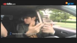 Inbox Carpool Karaoke Bersama Aliando