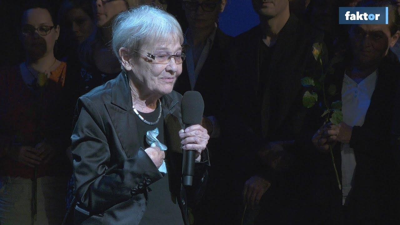 Hihetetlen, amikor megérzi az ember, hogy szeretik! - Gálával ünnepelték a 80 éves Törőcsik Marit a Nemzetiben - videó