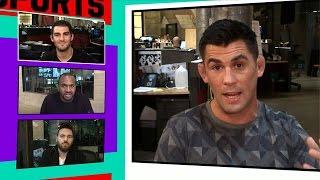 Dominick Cruz Says Cody Garbrandt Is Obsessed With Him   TMZ Sports