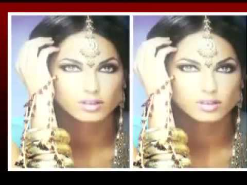 Barbara Mori opts for an Indian Look