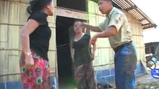 CasLubNis Thoj & Meej Vaj   Txhob Deev Luag Tus HD   YouTube