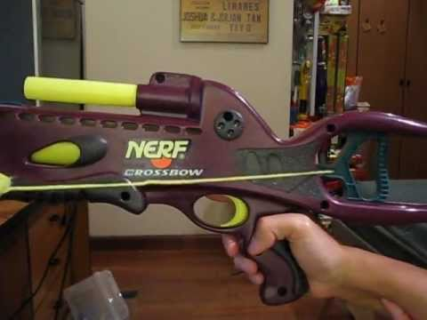 Nerf Crossbow Review
