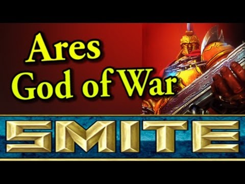 Ares: God of War! This Dude's a Beast [SMITE - Beginner Tips/Breakdown]