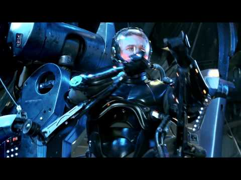 Pacific Rim --  'Oversized Robot Set' Featurette -- Official Warners Bros UK