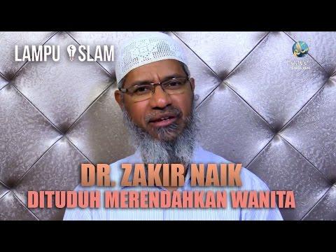 Dr. Zakir Naik Dituduh Merendahkan Wanita