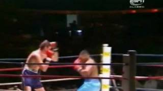 Mike Tyson Vs. David Jaco HD
