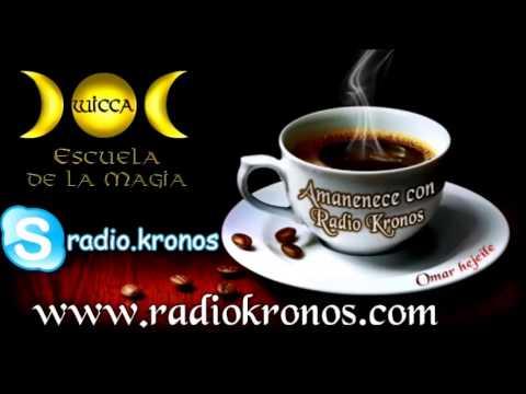 Amanece con Radio Kronos,05/02/2013 (Programa Mañana)