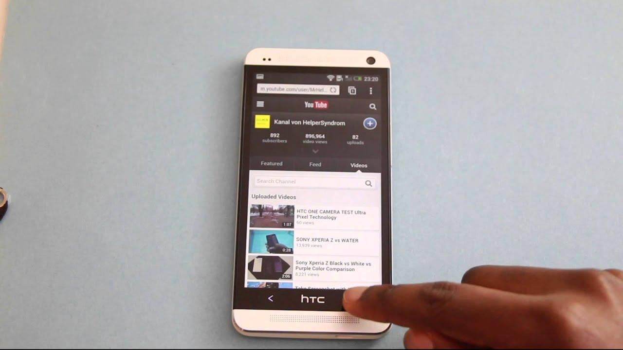 Как сделать скриншот-видео на андроид