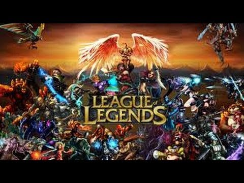 Sa incercam: League Of Legends #1 ,,NU am feedat!!!,,