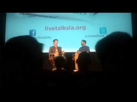 Wil Wheaton interview Randall Munroe, pt 1
