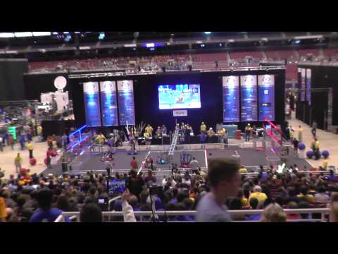 2014 Curie Division FRC Championships – Qualification Match 72