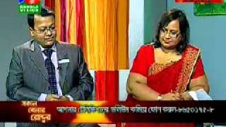 TV show at Bangla Vision on Education UK Exhibition 2011 - Part 3.mp4